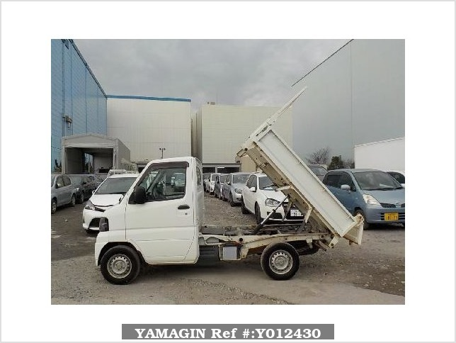 It is a picture of the white nissan clipper dump in 2007,Sub Photo 5 Stock No.Y012430