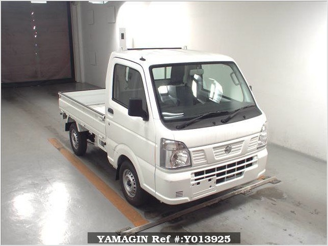 It is a picture of the white nissan nt100 clipper in 2018,Sub Photo 0 Stock No.Y013925