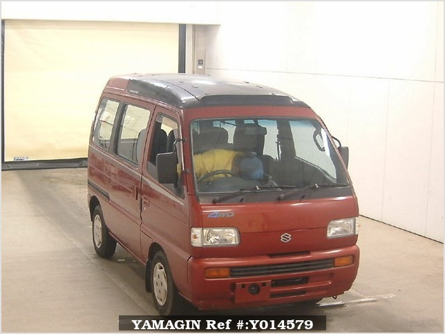 It is a picture of the red suzuki every in 1992,Sub Photo 0 Stock No.Y014579