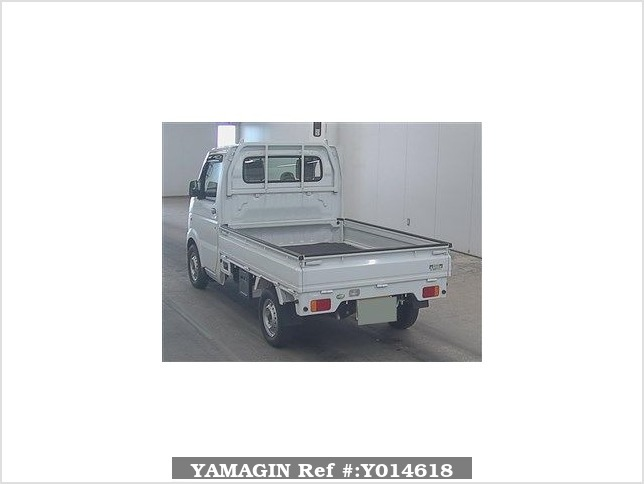 It is a picture of the white suzuki carry  in 2010,Sub Photo 1 Stock No.Y014618