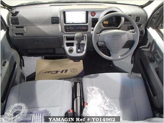It is a picture of the pearl daihatsu hijet in 2016,Sub Photo 2 Stock No.Y014962