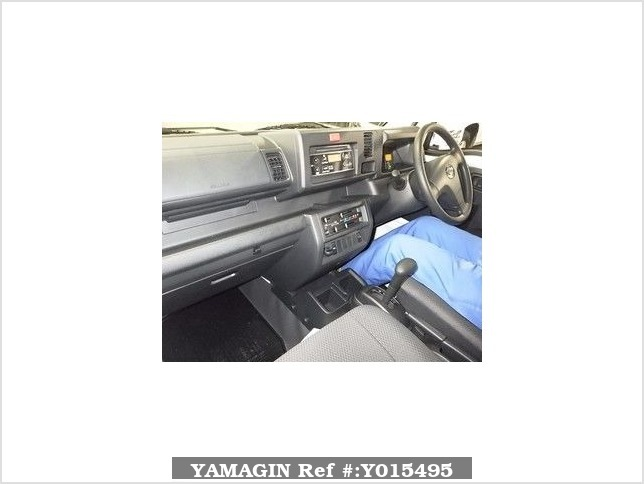 It is a picture of the white daihatsu hijet  in 2018,Sub Photo 2 Stock No.Y015495