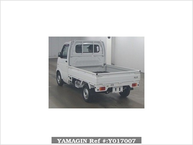 It is a picture of the white suzuki carry  in 2010,Sub Photo 1 Stock No.Y017007