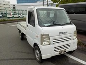 2006 SUZUKI CARRY TRUCK Photo Y023564 | MiniTruckDealer.com