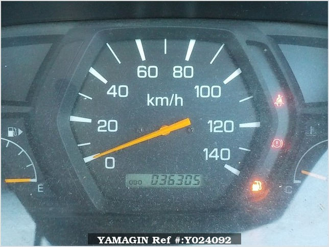 It is a picture of the white nissan clipper truck in 2004,Sub Photo 9 Stock No.Y024092