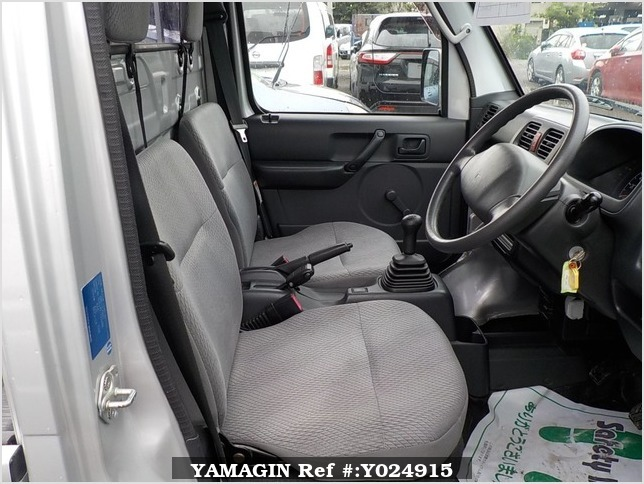 It is a picture of the silver suzuki carry truck in 2012,Sub Photo 10 Stock No.Y024915