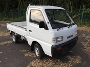 1995 SUZUKI CARRY Photo Y026638 | MiniTruckDealer.com