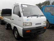 1991 SUZUKI CARRY Photo Y026838 | MiniTruckDealer.com