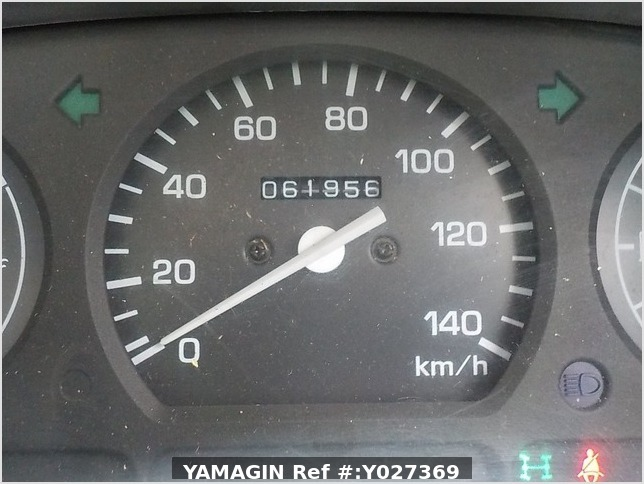 It is a picture of the blue daihatsu hijet dump in 1998,Sub Photo 10 Stock No.Y027369