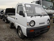 1993 SUZUKI CARRY TRUCK Photo Y027370 | MiniTruckDealer.com
