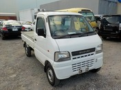 2001 SUZUKI CARRY Photo Y028083 | MiniTruckDealer.com