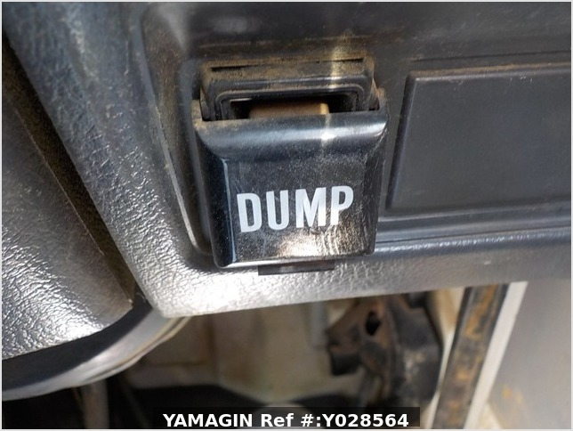 It is a picture of the white daihatsu hijet  dump in 1992,Sub Photo 18 Stock No.Y028564