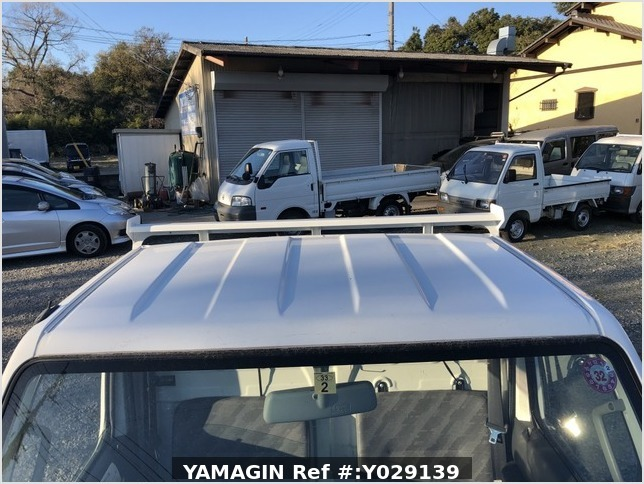 It is a picture of the white suzuki carry scissors dump in 2007,Sub Photo 9 Stock No.Y029139