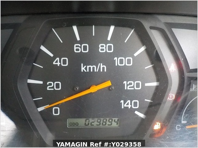 It is a picture of the white nissan clipper truck in 2004,Sub Photo 9 Stock No.Y029358