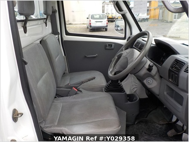 It is a picture of the white nissan clipper truck in 2004,Sub Photo 10 Stock No.Y029358