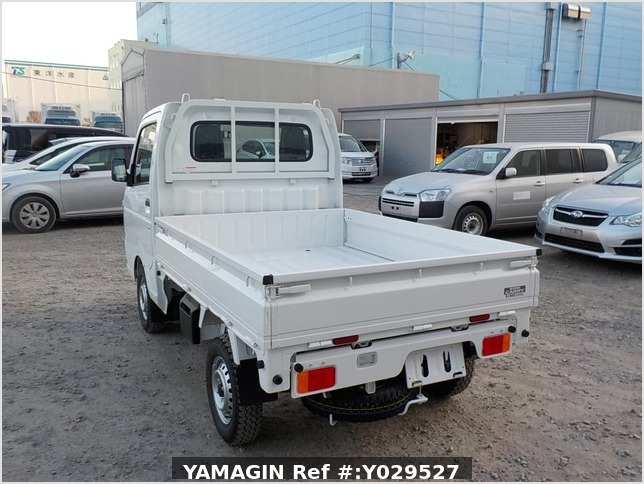 It is a picture of the white suzuki carry dump in 2020,Sub Photo 4 Stock No.Y029527
