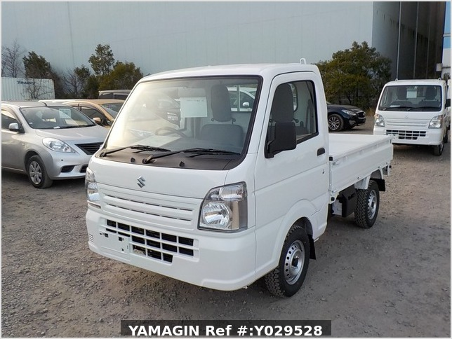 It is a picture of the white suzuki carry dump in 2020,Sub Photo 2 Stock No.Y029528