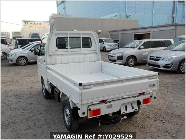 It is a picture of the white suzuki carry dump in 2020,Sub Photo 4 Stock No.Y029529