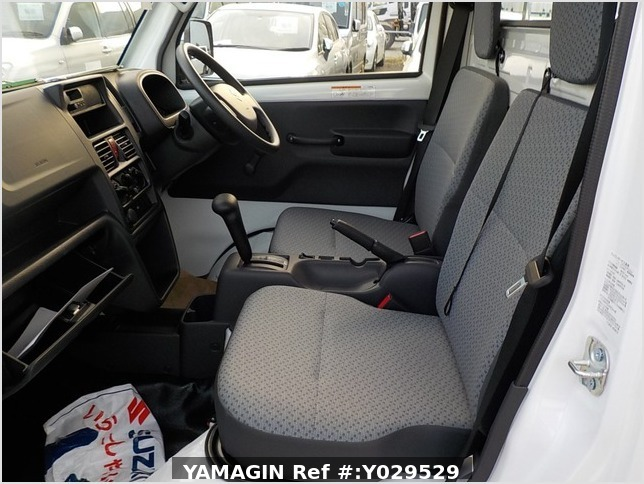 It is a picture of the white suzuki carry dump in 2020,Sub Photo 10 Stock No.Y029529