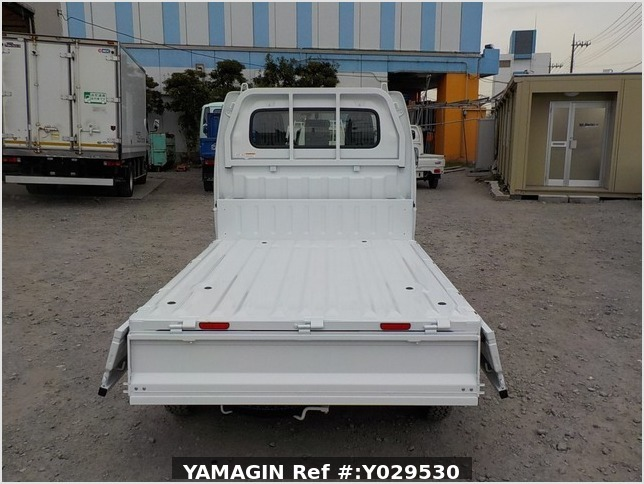 It is a picture of the white suzuki carry dump in 2020,Sub Photo 5 Stock No.Y029530