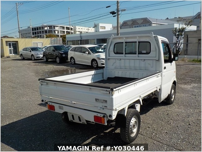It is a picture of the white suzuki carry dump in 2012,Sub Photo 3 Stock No.Y030446