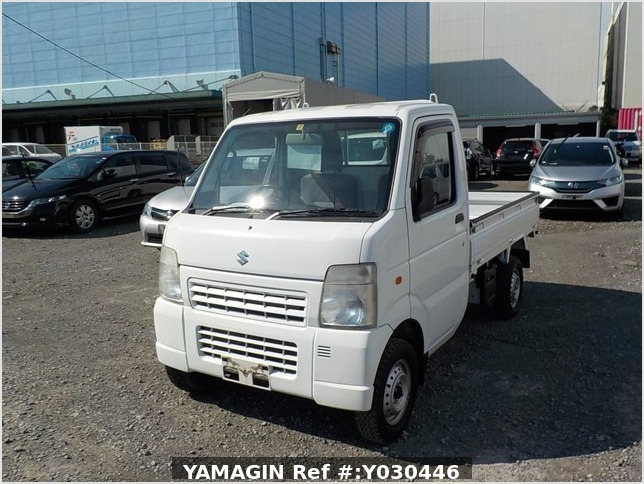 It is a picture of the white suzuki carry dump in 2012,Sub Photo 2 Stock No.Y030446