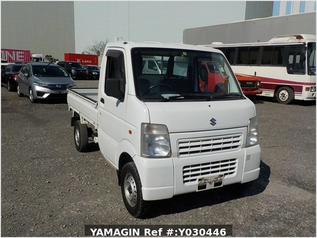 It is a picture of the white suzuki carry dump in 2012,Sub Photo 1 Stock No.Y030446
