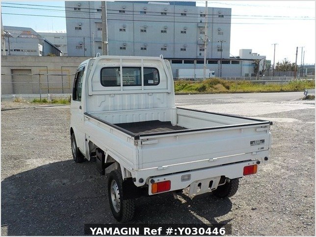 It is a picture of the white suzuki carry dump in 2012,Sub Photo 4 Stock No.Y030446