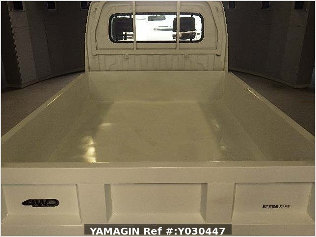 It is a picture of the white suzuki carry dump in 2007,Sub Photo 6 Stock No.Y030447