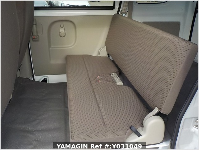 It is a picture of the white suzuki every passenger van in 2019,Sub Photo 12 Stock No.Y031049