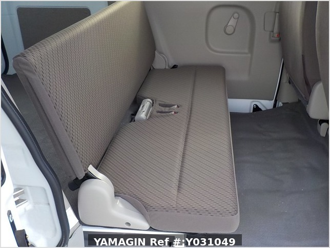 It is a picture of the white suzuki every passenger van in 2019,Sub Photo 10 Stock No.Y031049