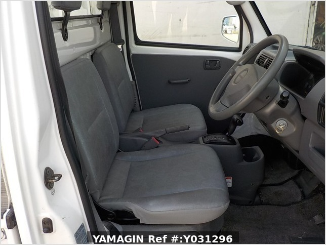 It is a picture of the white nissan clipper truck in 2005,Sub Photo 5 Stock No.Y031296