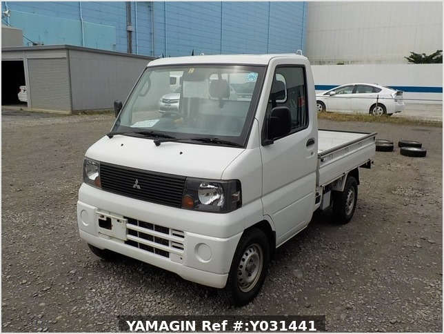 It is a picture of the white mitsubishi minicab dump in 2006,Sub Photo 2 Stock No.Y031441