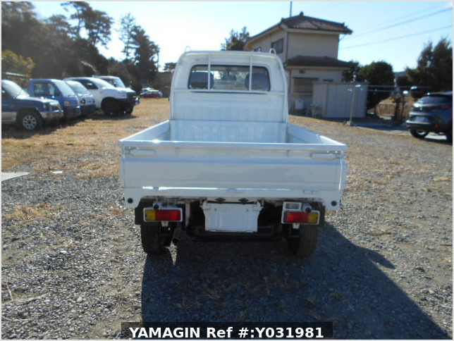 It is a picture of the white suzuki carry dump in 1996,Sub Photo 4 Stock No.Y031981