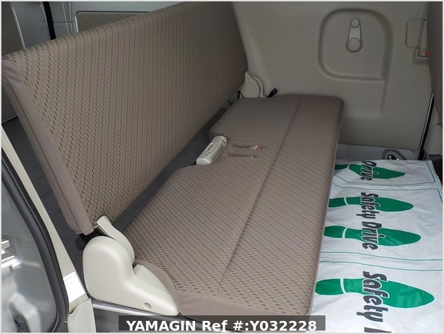 It is a picture of the silver suzuki every passenger van in 2019,Sub Photo 11 Stock No.Y032228