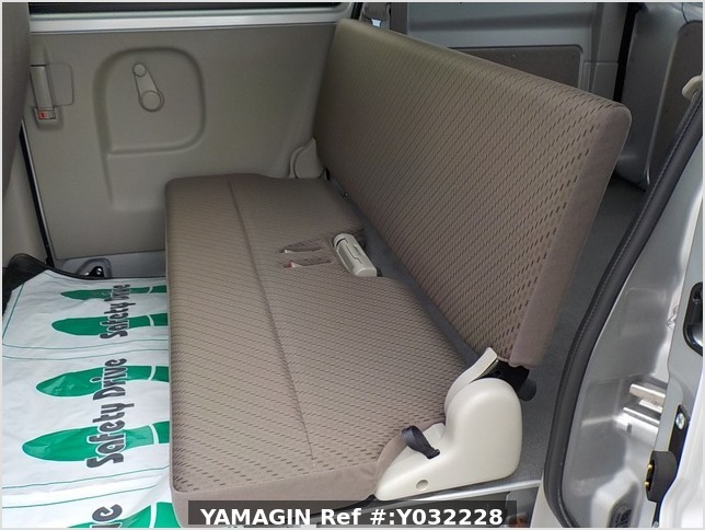 It is a picture of the silver suzuki every passenger van in 2019,Sub Photo 12 Stock No.Y032228