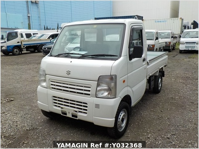 It is a picture of the white suzuki carry dump in 2012,Sub Photo 2 Stock No.Y032368