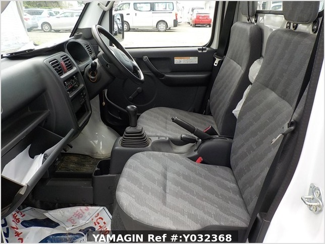 It is a picture of the white suzuki carry dump in 2012,Sub Photo 9 Stock No.Y032368