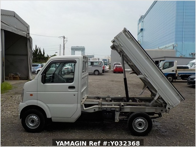 It is a picture of the white suzuki carry dump in 2012,Sub Photo 10 Stock No.Y032368