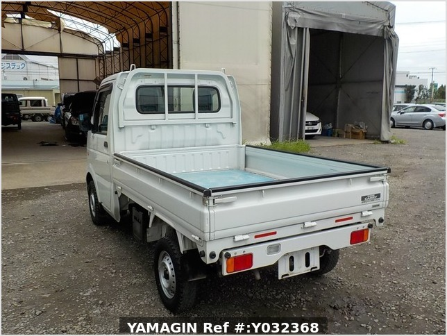 It is a picture of the white suzuki carry dump in 2012,Sub Photo 3 Stock No.Y032368