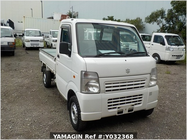 It is a picture of the white suzuki carry dump in 2012,Sub Photo 1 Stock No.Y032368
