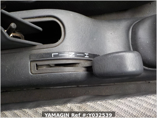 It is a picture of the white daihatsu hijet scissors dump in 1996,Sub Photo 19 Stock No.Y032539