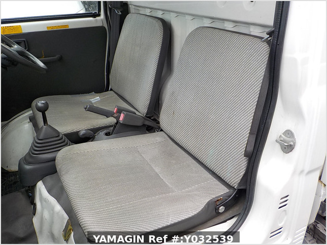 It is a picture of the white daihatsu hijet scissors dump in 1996,Sub Photo 10 Stock No.Y032539