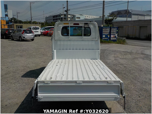 It is a picture of the white nissan clipper  dump in 2009,Sub Photo 5 Stock No.Y032620