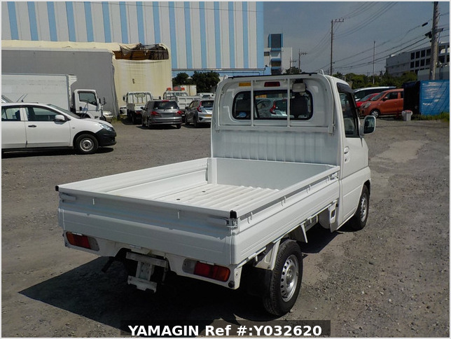 It is a picture of the white nissan clipper  dump in 2009,Sub Photo 4 Stock No.Y032620