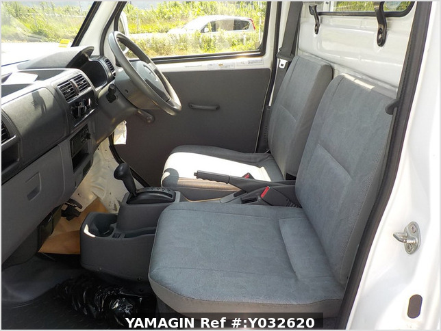 It is a picture of the white nissan clipper  dump in 2009,Sub Photo 12 Stock No.Y032620