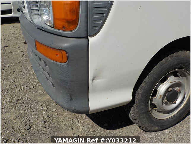 It is a picture of the white daihatsu hijet  truck in 1995,Sub Photo 16 Stock No.Y033212