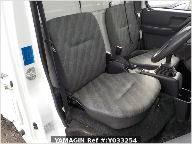 It is a picture of the white suzuki carry truck in 2008,Sub Photo 5 Stock No.Y033254