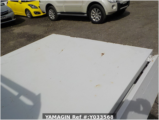 It is a picture of the white nissan nt100 clipper dump in 2014,Sub Photo 6 Stock No.Y033568