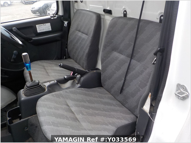 It is a picture of the white suzuki carry dump in 2010,Sub Photo 23 Stock No.Y033569